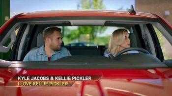 Sonic Slushes TV Spot, 'CMT: Transform Your Summer' Feat. Kellie Pickler