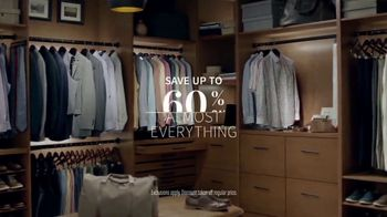 JoS. A. Bank Father's Day Sale TV Spot, 'Executive Suits, Shirts and Shoes'