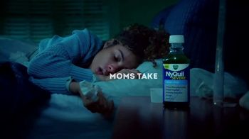Vicks NyQuil Severe TV Spot, 'Sick Days: Daughter's Birthday'