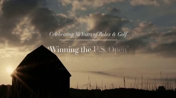 Rolex TV Spot, 'Jack Nicklaus Breaks Records at the 1967 U.S. Open'