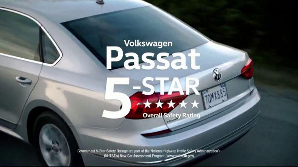 2017 Volkswagen Passat TV Commercial, 'Bear Encounter' Song by Grouplove - iSpot.tv