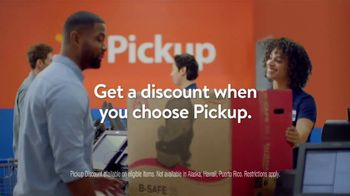 Walmart TV Spot, 'Pickup Discount: All I Do Is Win' Song by DJ Khaled - Thumbnail 8