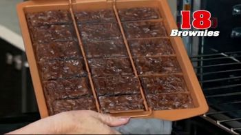 Red Copper Brownie Bonanza TV Spot, 'How Easy: Donut Pan'