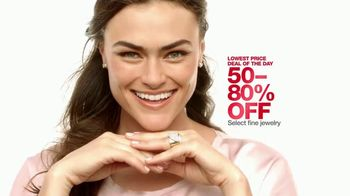Macy's One Day Sale TV Spot, 'Jewelry, Impulse and Watches'