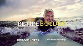 One Reverse Mortgage TV Spot, \'Retire Different\'