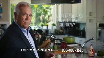 Fifth Season Financial TV Spot, 'Living With Cancer'