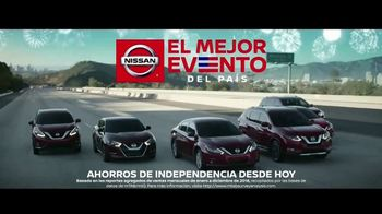 Nissan El Mejor Evento del País TV Spot, 'Más personas' [Spanish] - 1007 commercial airings