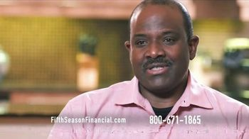 Fifth Season Financial TV Spot, 'A Husband's Story: Cancer Patient Funds'