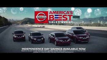 Nissan America's Best Sales Event TV Spot, 'Rock' Song by John Mellencamp