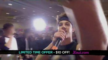 X Out TV Spot, 'One Step' Featuring Cameron Dallas