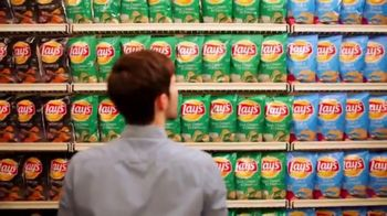 Lay's TV Spot, 'Grocery Aisle: Life Needs Flavor'