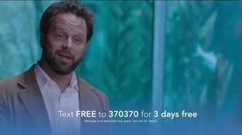 Match.com TV Spot, '2017 Father's Day: Lots of Questions' - Thumbnail 7