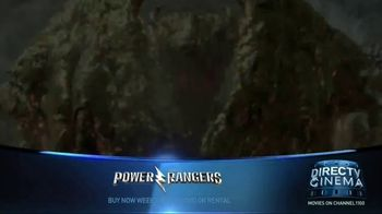 DIRECTV Cinema TV Spot, 'Power Rangers'
