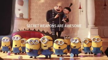 XFINITY X1 TV Spot, 'Despicable Me 3: Secret Weapon'
