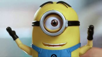 Despicable Me 3 Talking Minions TV Spot, 'Get Your Fill of Fun'