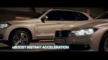 2017 BMW X5 xDrive40e iPerformance TV Spot, 'Dual Engine Technology'