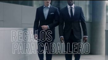 Men's Wearhouse TV Spot, 'Regalos para caballero' [Spanish]