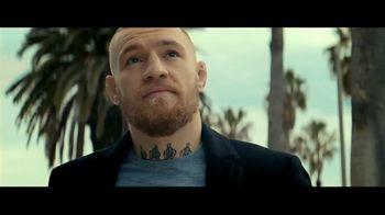 Budweiser TV Spot, 'Dream Big' Featuring Conor McGregor