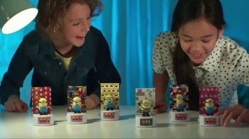 Despicable Me 3 Mini Music-Mates TV Spot, 'Dance Party'
