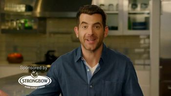 Strongbow TV Spot, 'FX Network: FX Pours New Flavors' Feat. Adam Gertler