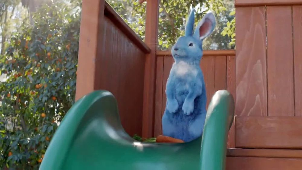 Classic Blue Bunny Old Time Ice Cream Commercial - YouTube