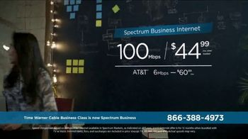 Spectrum Business TV Spot, 'The Best'