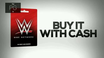 WWE Network Prepaid Gift Card TV Spot, '2017 Father's Day: Ultimate Gift'