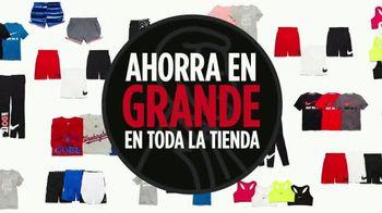 JCPenney Venta Más Grande de la Temporada TV Spot, 'Camisetas' [Spanish]