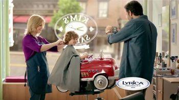 Lyrica TV Spot, 'Kim's Salon'