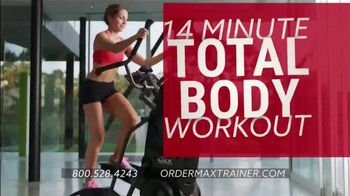 Bowflex Max Trainer TV Spot, 'Best Shape of My Life'
