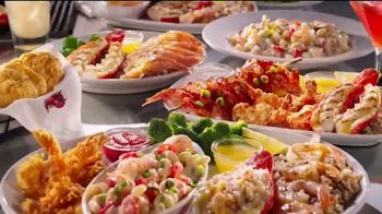 Red Lobster Lobster & Shrimp Summerfest TV Spot, 'New Ways'