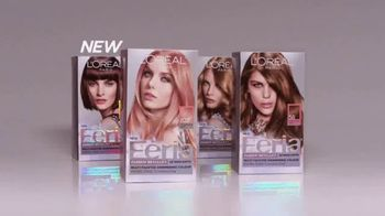 L'Oreal Paris Feria Fashion Metallics TV Spot, 'Live in Color'
