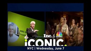 2017 Iconic Conference TV Spot, 'Actionable Advice'