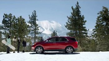 2018 Chevrolet Equinox LT TV Spot, 'Everybody, Everywhere' - Thumbnail 1
