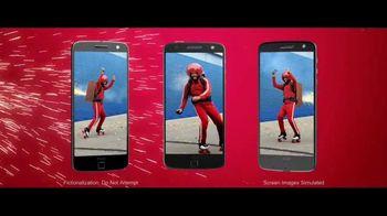 Motorola Moto Z Droid TV Spot, 'Moto Mods'
