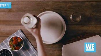 Milk Life TV Spot, 'WE tv: Breakfast'