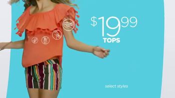 JCPenney Summer Fashion Stock-Up TV Spot, 'Whites and Brights'