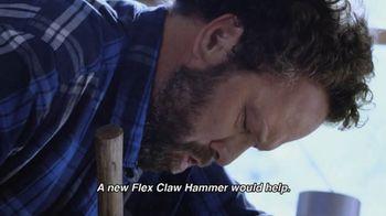 Craftsman Flex Claw Hammer TV Spot, 'Understanding Dads'