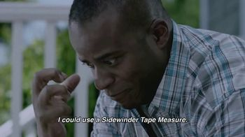 Craftsman Sidewinder Tape Measure TV Spot, 'Happy Father's Day'