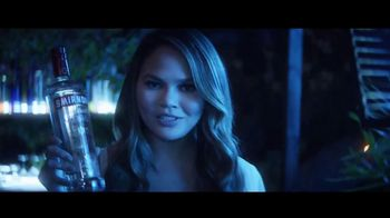 Smirnoff Triple Distilled Vodka TV Spot, \'Blue World\' Feat. Chrissy Teigen