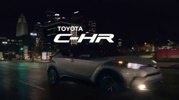 2018 Toyota C-HR TV Spot, 'Rapunzel' - Thumbnail 9