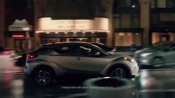2018 Toyota C-HR TV Spot, 'Rapunzel' - Thumbnail 3