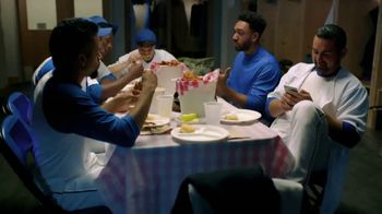 Common Sense Media TV Spot, 'Phone or Food' Featuring Adrian Gonzalez