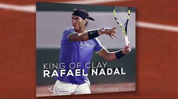 timeless design 949d0 3e6f1 Tennis Warehouse TV Spot,  Rafael Nadal s 2017 Roland Garros Gear  ...