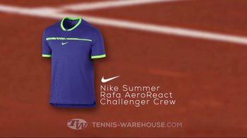 Tennis Warehouse TV Spot, 'Rafael Nadal's 2017 Roland Garros Gear'