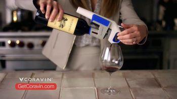 Coravin TV Spot, 'Savor a Glass, Preserve the Bottle'
