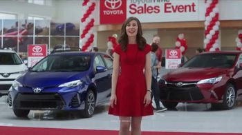 Toyota Time Sales Event TV Spot, 'Final Days: 2017 RAV4' - 2 commercial airings