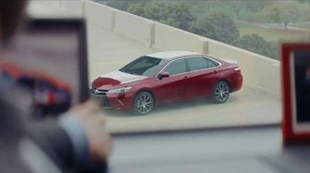 Toyota Time Sales Event TV Spot, 'NASCAR: Camry Cash' Feat. Denny Hamlin - 138 commercial airings