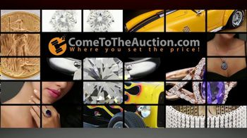 ComeToTheAuction.com TV Spot, 'Signed Joe Namath Football'