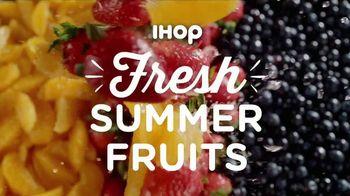 IHOP TV Spot, 'Juicy, Fresh Fruit at IHOP'